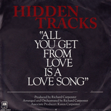 Hidden Tracks - All You Get From Love Is A Love Song Mixtape