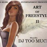 """""""Art of Freestyle II"""" side 1"""