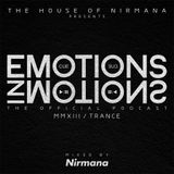 Nirmana - Emotions In Motions The Official Podcast MMXIII (Trance)