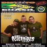 Programa Distrito Brasil - Entrevista Asteroides Trio