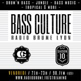 Bass Culture Lyon S10ep02b - Rylkix Deep Drum and bass
