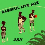 Bassful Live mix 2015 July (Without Headphones and Music Searching)