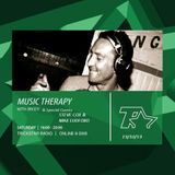 "TrickstarRadio Listen again ""Music Therapy with Brody and special guests Steve Cox and Max Ludford"