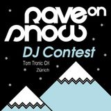 Mix for Rave on Snow Contest - Live mixed @ Club Tabaco Downstairs