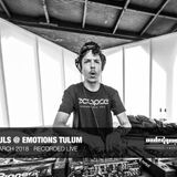 RULS @ EMOTIONS TULUM March 2018 [ Recorded Live ]