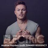 Andrew Hayden Smith's #SUMMERRESIDENCY 26.07.14 Part 2