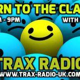 DJ Moz-B Trax Radio Return To The Classics 07.08.15