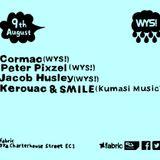 Kerouac & SMILE - Live @ Fabric (Room 1) 09/08/15