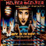 Grooverider Helter Skelter 'Keepin' the Fire Burnin' 7th Oct 1995