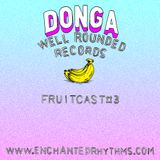 Enchanted Rhythms Fruitcast #3 - Donga (Well Rounded Records)