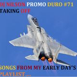 DJ NILSON PROMO DURO #71 TAKING OFF