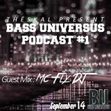 BU Podcast #1 by Thëskal / Guest : Mc Fly DJ