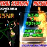 "Ellie Lee & Blues Fury Invade The ""NEW"" Central Station 3/10/2013"