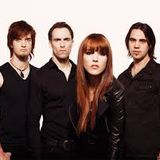 The Rock Train 9th April 2015 with Halestorm