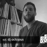 Soundwall Podcast #415: Dj Octopus