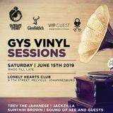 Vol 491 GYS Vinyl Sessions: Jackzilla 20 June 2019