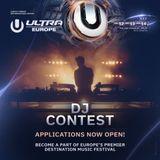 Ultra Europe DJ Contest