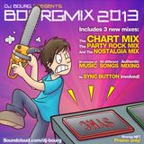 Bourgmix 2013 (Chart Mix + Party Rock Mix + Nostalgia Mix)
