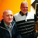 70s soul funk & disco on Radio Newark with Ady Crampton and studio guest Dave Cook 5th Oct 2017
