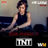 BOOMPODCAST #7 with DE LAYNA (PL/AUS) Guest MIX @ WNRadio.pl (10.11.17)