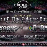 D-Dave @ Barcelona Club Mimesis 2018-11-15