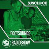 Sunclock Radioshow #028 - Footsounds