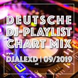 Deutsche DJ Playlist -  Chart Mix September 2019