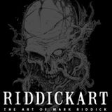 Rage's Talks with Artist Mark Riddick