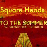 SQUARE HEADS (monomim) @ Key to the Summer (30.05.2016) TECHNO