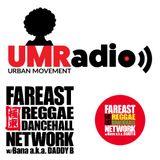 Far East Reggae Dancehall Network #05 - Bana aka Daddy B (Thu 1 Dec 16)