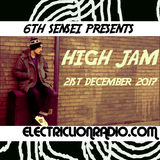 6th Sensei Presents High Jam 21st December 2017