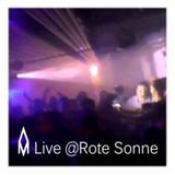 Live @Rote Sonne