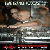 TIME TRANCE PODCAST 88 ( BACK 2 BACK VAISON VS CARLOS NARDELLI)