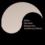 Sähkö  Monolake  Sleeparchive  Vinyl  Mix 17.08.2012