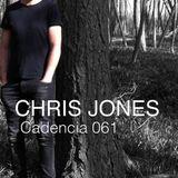 Chris Jones - Cadencia 061 (July 2014) feat. Chris Jones (2 Hour Mix)