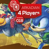 ARKADIAN 4 Players | Programa 018