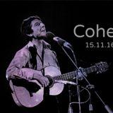 #Medianoche - 909 (15/11/16) Leonard Cohen