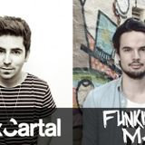 Diplo and Friends on BBC Radio 1Xtra feat. Felix Cartal and Funkin Matt  08/25/13