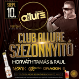 2016.09.10. - Club Allure, Gyömrő - Saturday