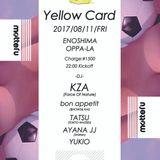 YellowCard @oppala 8_11 moning set