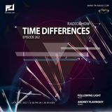 Following Light - Time Differences 262 (14th May 2017) on TM-Radio