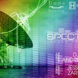 ANDREW LIVE [HUN] Spectrum Techno Radio Show # 15 Pt.3