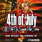 DJ Eddie G - 4th Of July All Star DJs Summer Mix Series