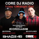 SupaJames - CORE DJ Radio - Shade 45