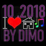 I Love House Music  Session; 10/2018  -  Finest  Retro !!!! Move Your Body Mix  !!!!!!!