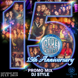 Code of the Streets 15th Anniversary Promo