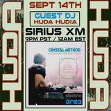 Huda Hudia - Crystal Method - Sirius XM 2016 (Huda Guest Mix)
