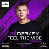 Deekey - Feel The Vibe 032 (Kurganskiy Guest Mix) [Record VIP House] (05.10.2017)