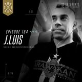 Welcome 2R house #184 with DJ J,Luis