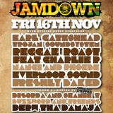 Reggae Roast Jamdown promo mix
